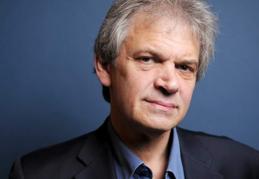 Jean-Marc Roberts, écrivain et éditeur, patron de Stock (1951-2013)