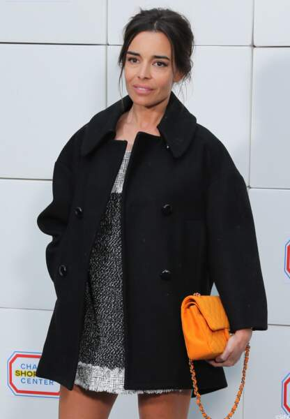 L'actrice française Elodie Bouchez
