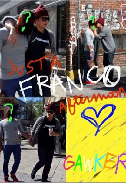 (c) Instagram James Franco