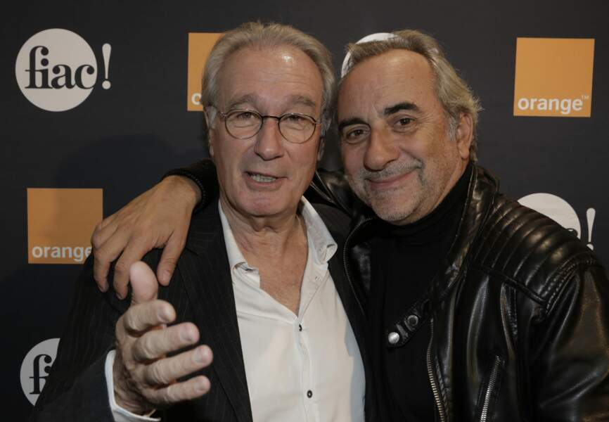 Bernard Lecoq et Antoine Dulery