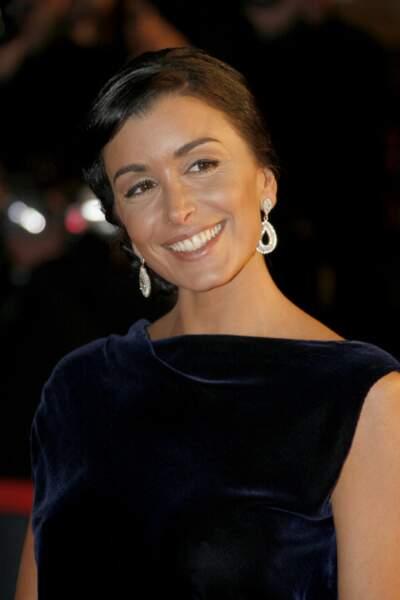 Jenifer lors de la montée des marches des NRJ Music Awards 2010, à Cannes