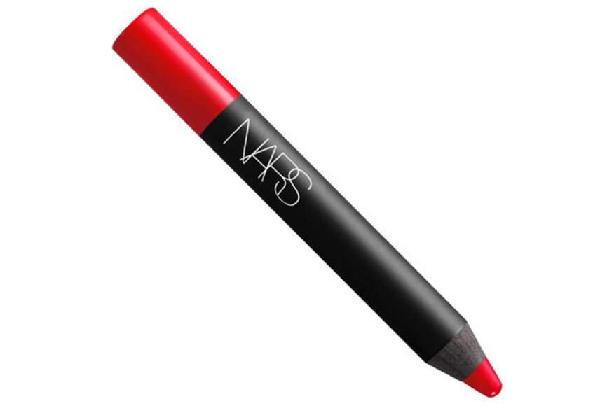 Nars – Crayon à lèvres Velours Mat Red Square – 25€