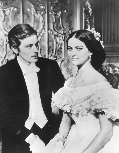 1963-Il est Le Guépard aux côtés de Claudia Cardinale