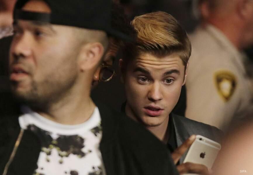 Ami de Mayweather, Justin Bieber était aussi de la partie