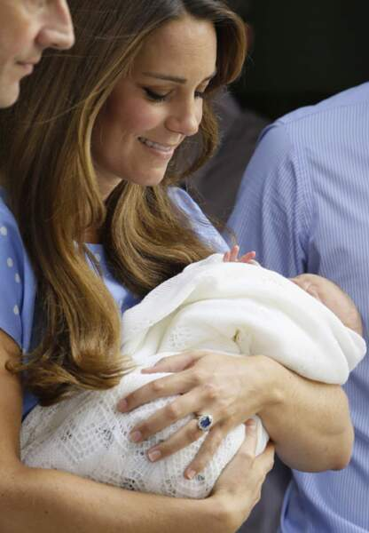 Premier bébé pour la princesse de 31 ans