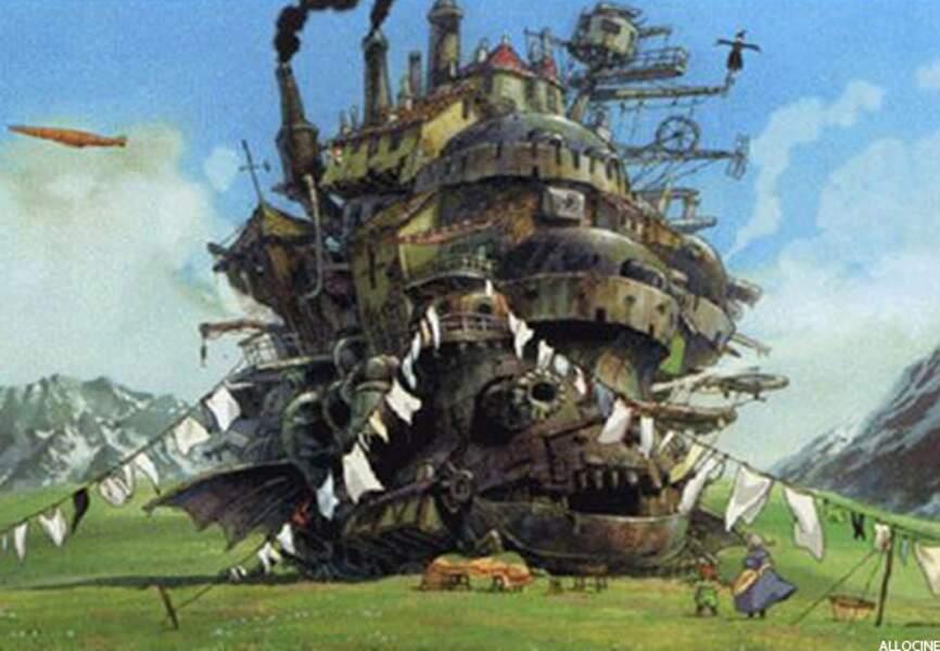 Le château ambulant (2005)