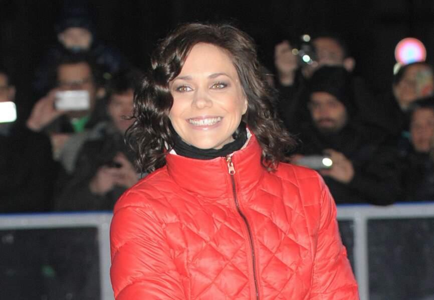 Nathalie Péchalat a participé à Danse avec les stars