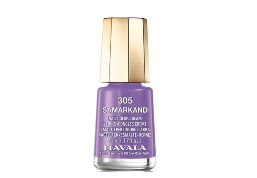 Mavala – Samarkand – 4,90€