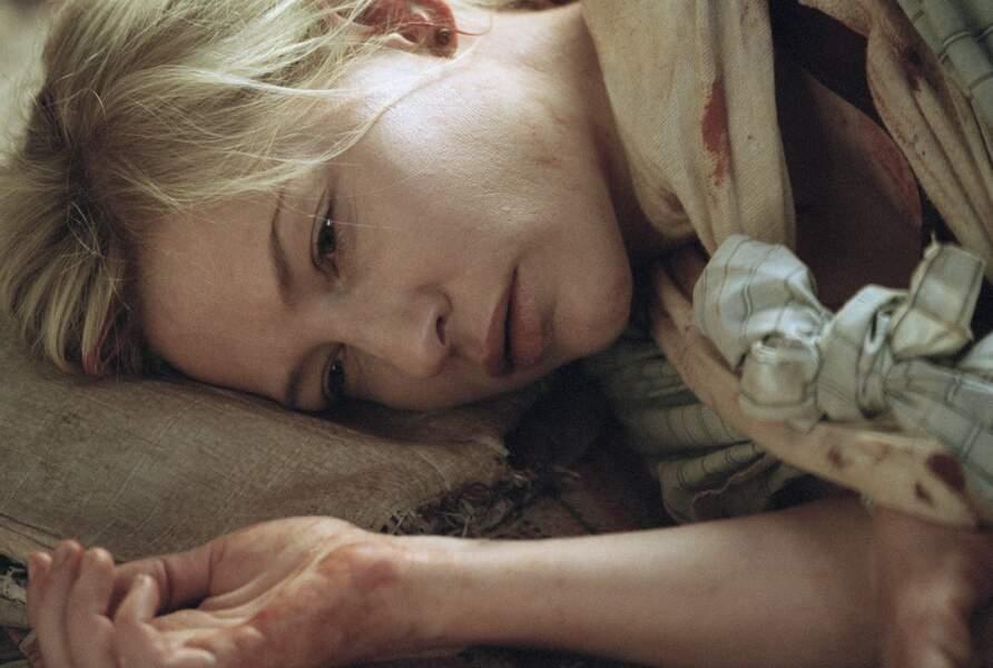 Cate Blanchett dans Babel