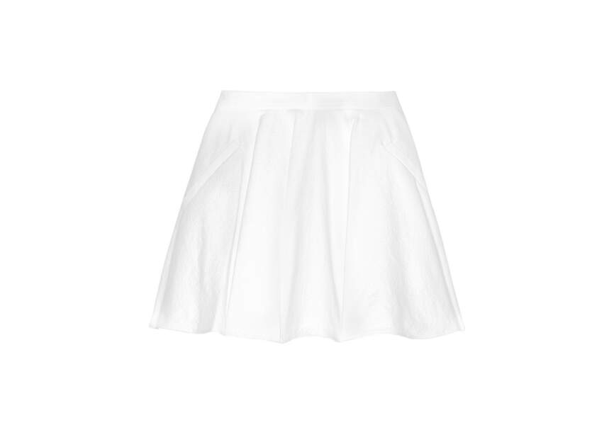 Chalayan, jupe en coton stretch, 235€