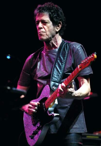 Lou Reed, rocker de légende du Velvet Underground (1942-2013)