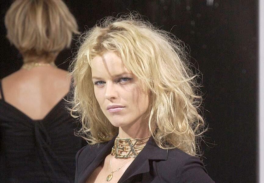 Septembre 2002 Défilé Dolce & Gabbana printemps-été 2003
