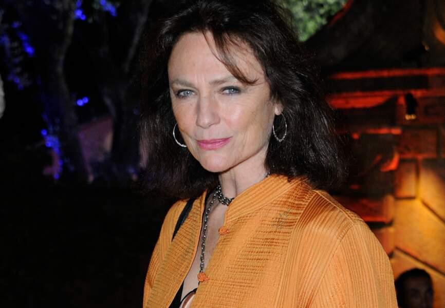 Jacqueline Bisset à la soirée Canal +