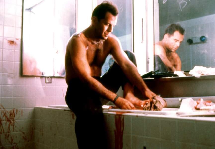 Piège de Cristal, en 1988, lance la carrière de Bruce Willis
