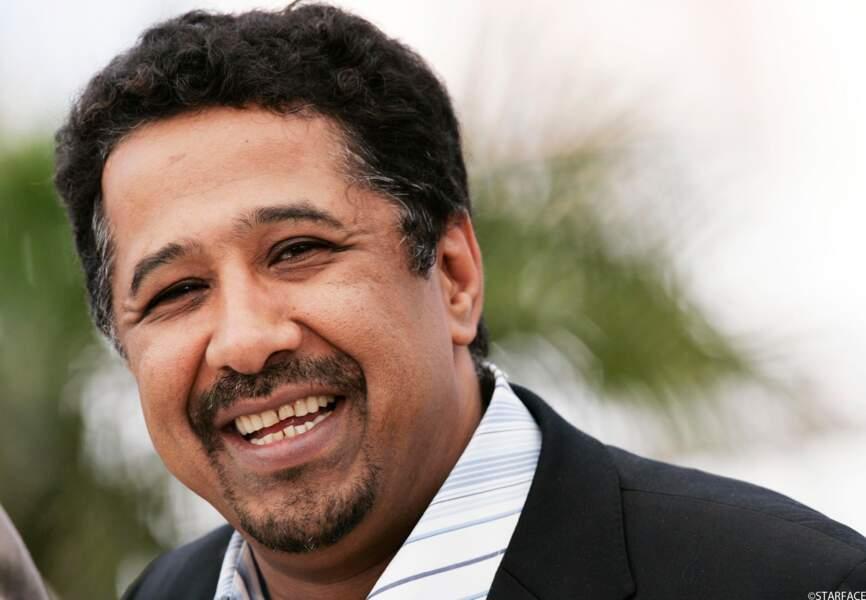 Le chanteur Khaled, 13 ans (ou plutôt 53 ans)
