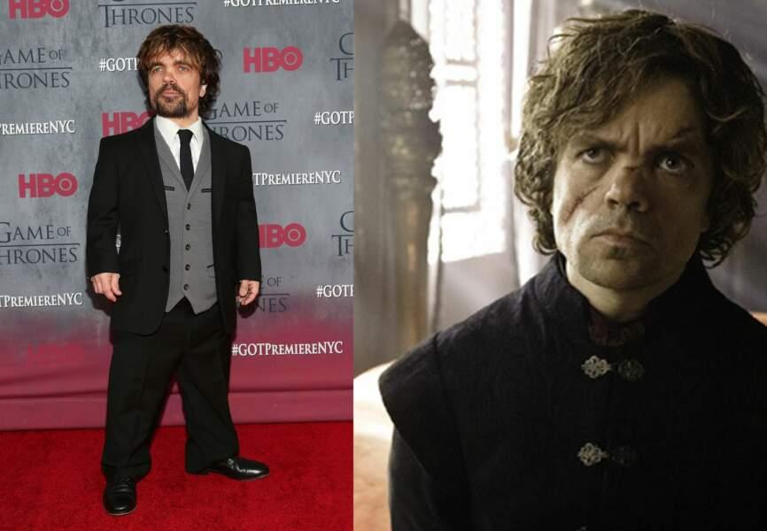 Peter Dinklage > Tyrion Lannister