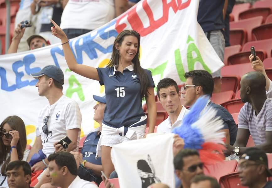 Le mini-short de Ludivine Sagna est un porte-bonheur pour l'Équipe de France