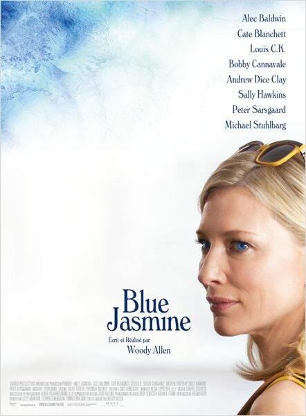 Blue Jasmine de Woody Allen en 2013