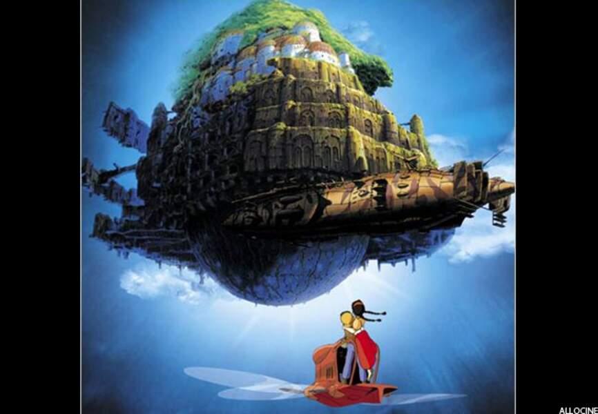 Le château dans le ciel (produit en 1986, sorti en 2003)