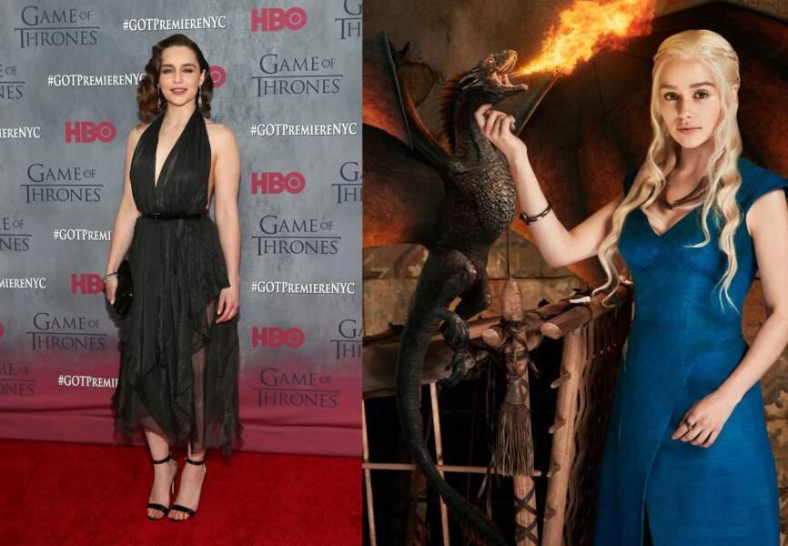 Emilia Clarke > Daenerys