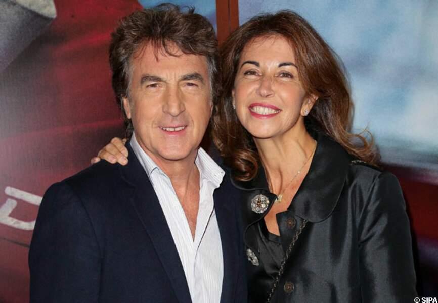 François Cluzet et sa femme Narjiss