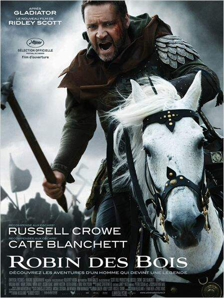 Robin des bois de Ridley Scott en 2010