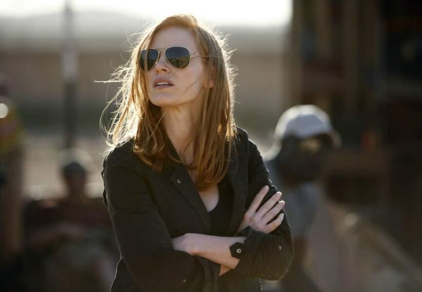 En agent de la C.I.A dans Zero Dark Thirty de Kathryn Bigelow