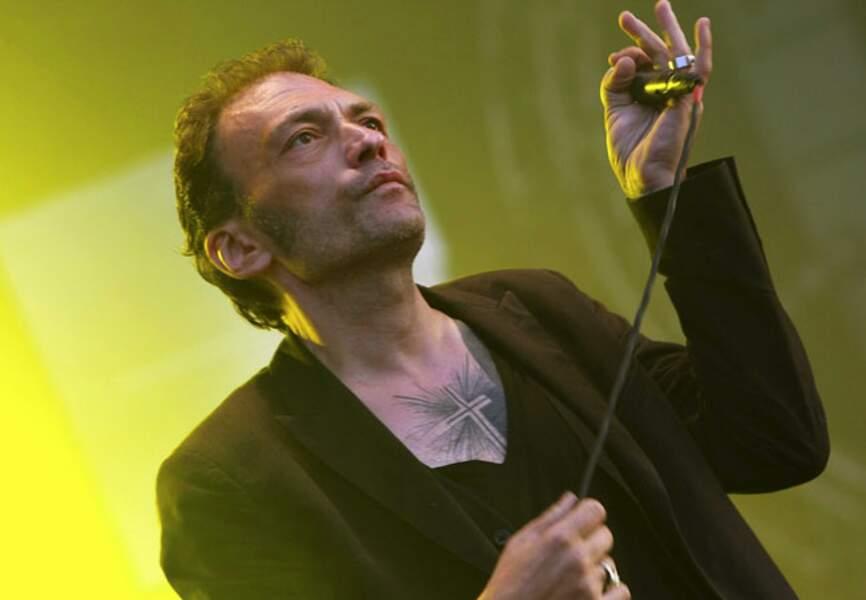 Daniel Darc, chanteur (1959-2013)