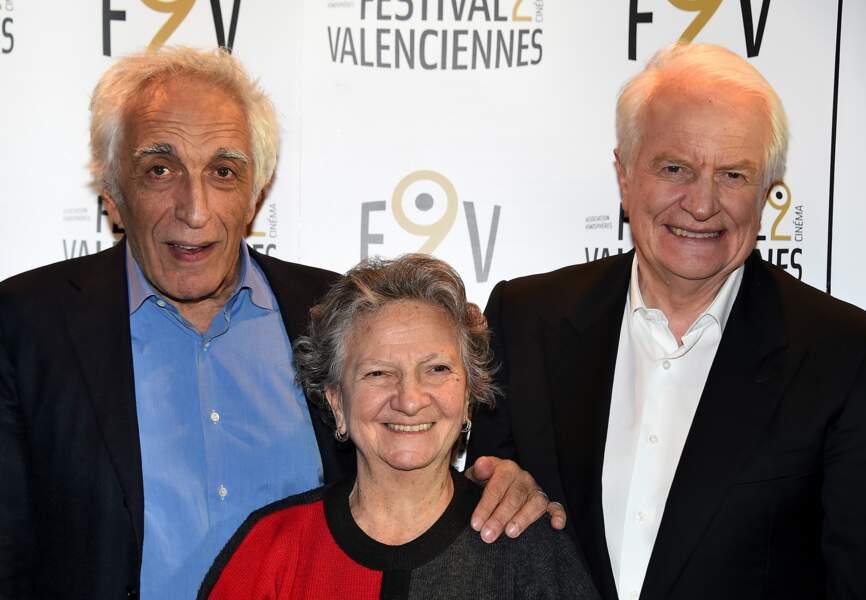 Gérard Darmon, Marthe Villalonga et André Dussolier
