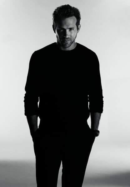 Ryan Reynolds pour l'Oréal Men Expert