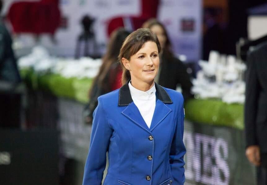 Elle est rejointe par Pénélope Leprevost, vice-championne du monde par équipe aux Jeux Equestres Mondiaux