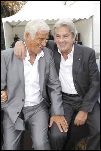 2010- Belmondo vs Delon