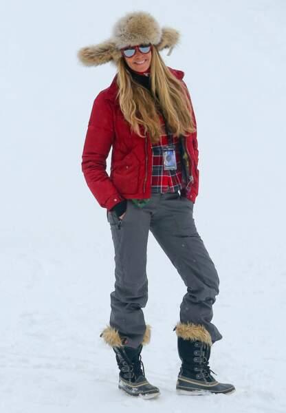 Elle Macpherson à Aspen