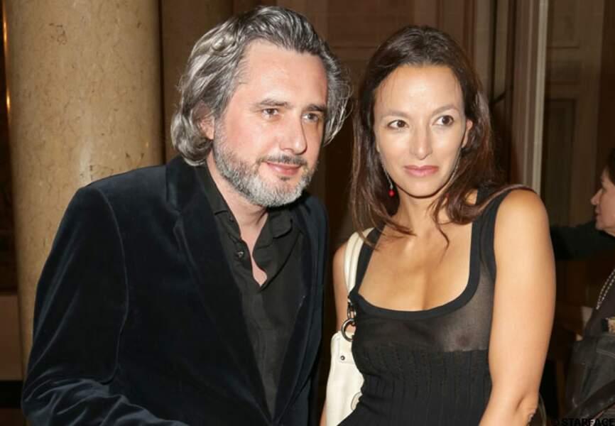 Nicolas Rey et Eliette Abeccasis