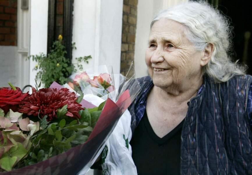 Doris Lessing, prix Nobel de littérature (1919-2013)