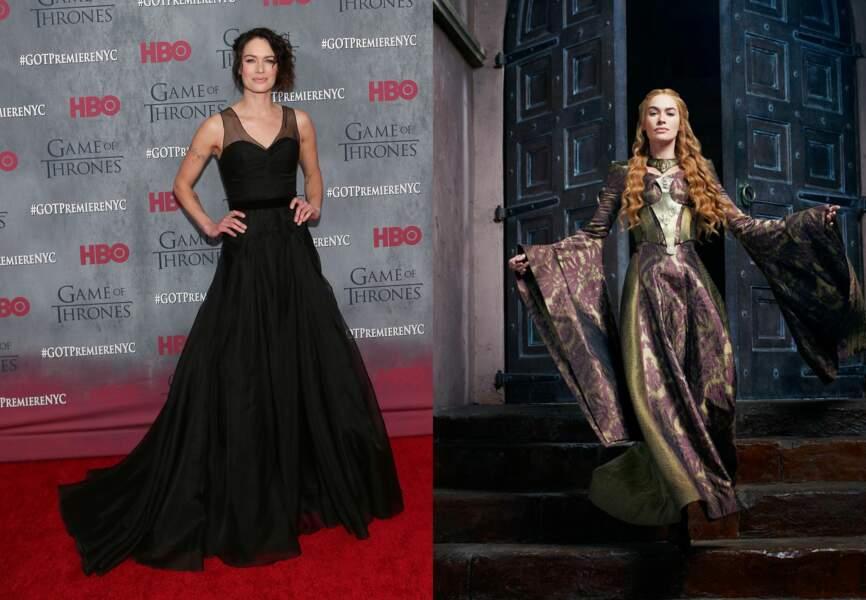 Lena Headey > Cersei