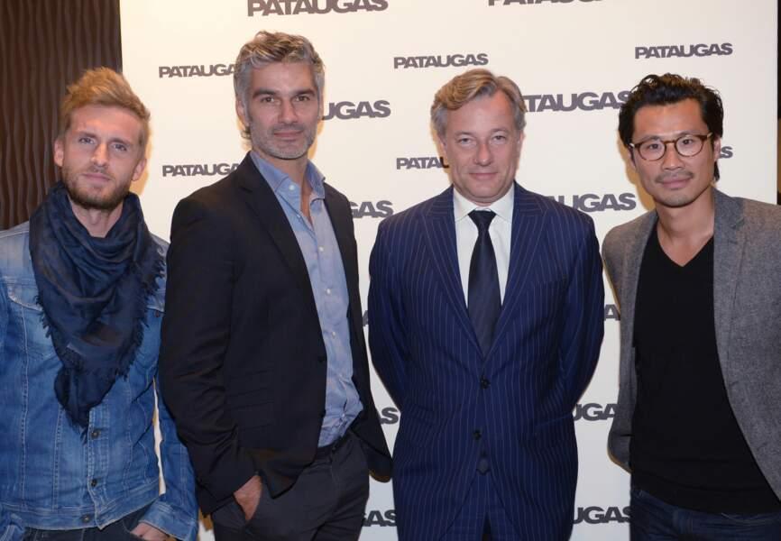 Philippe-Lacheau,-Francois-Vincentelli,-Marc-Lelandais-PDG-du-groupe-vivarte-et-f-Frédéric-Chau