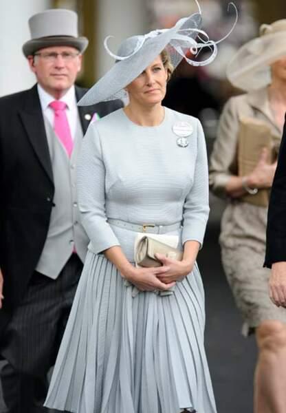 Gris nacré en juin 2012, lors du Royal Ascot
