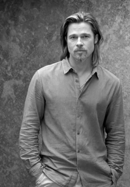 Brad Pitt pour Chanel N°5