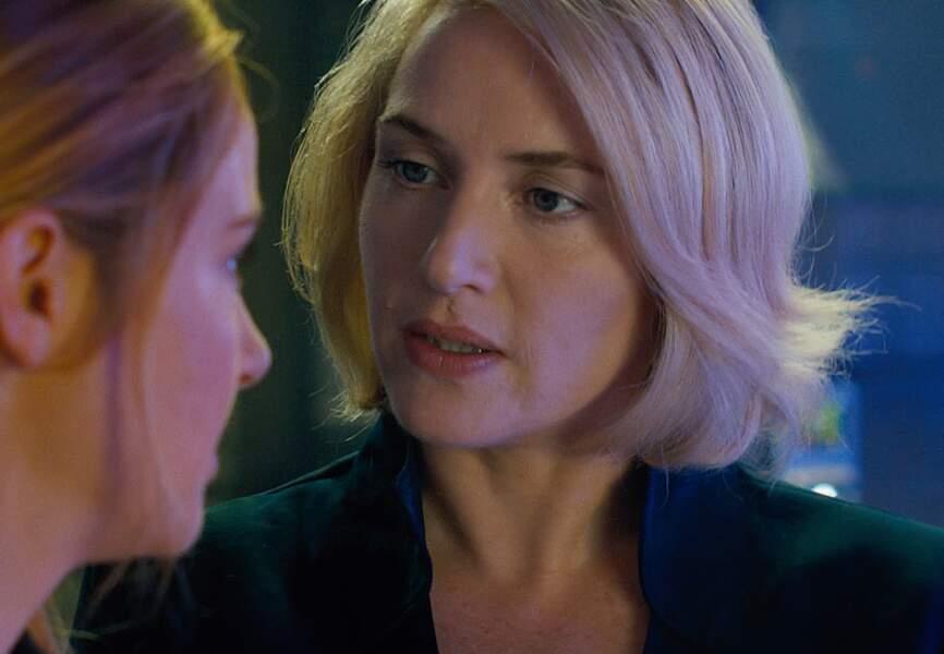 Kate Winslet dans Divergente. (2014)