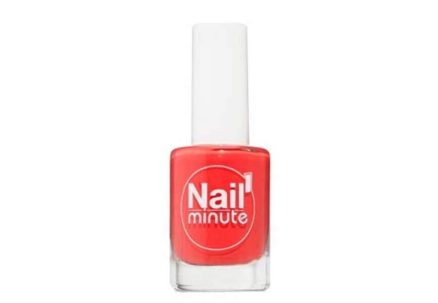 Nail Minute - Corail – 7,90€ (5,90€ pour les abonnés)