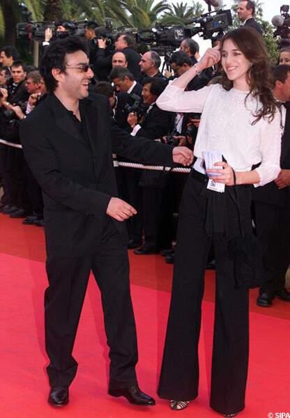Au Festival de Cannes en 2001