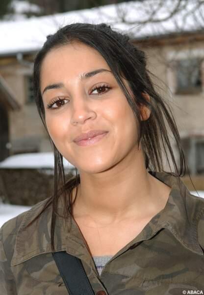 Leila Bekhti présente Sheitan au festival de Gerardmer en 2006