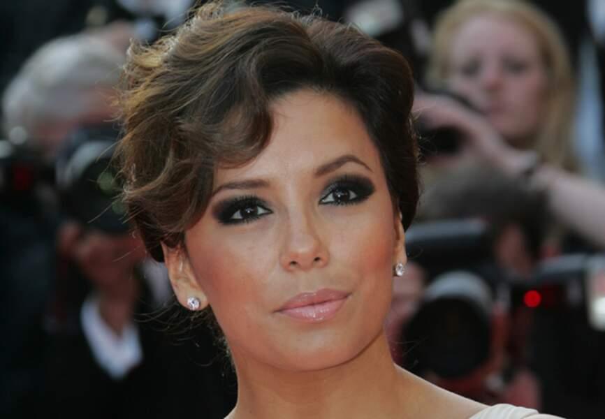 Rose et glossy à Cannes en 2008
