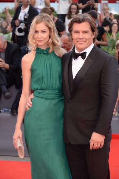 Kathryn Boyd et Josh Brolin