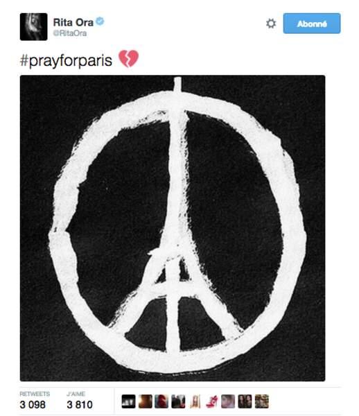 Rita Ora: Peace and Paris