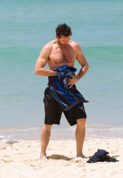 Hugh Jackman en Australie