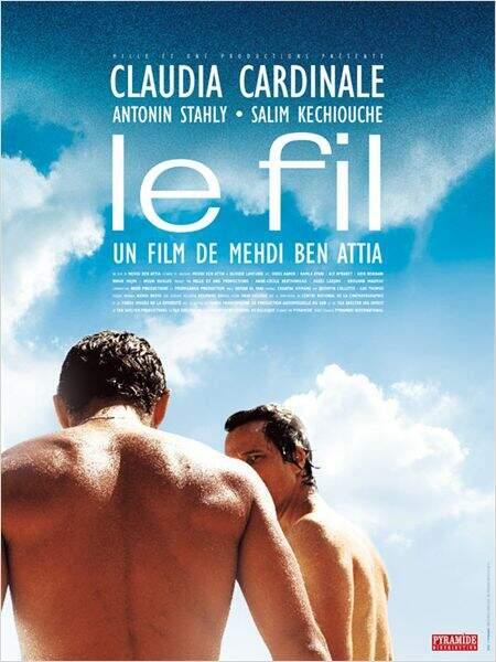 Claudia Cardinale dans Le fil de Medhi Ben Attia en 2009