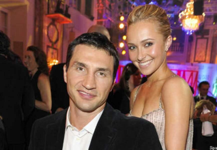 Haiden Panettiere pourrait s'unir à l'Ukrainien Vladimir Klitschko en 2014