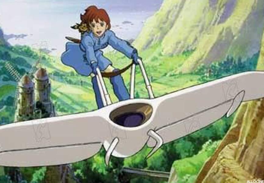 Nausicaä de la vallée du vent (produit en 1984, sorti en 2006)